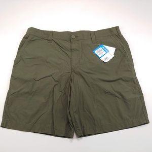Columbia Men's Brown Modern Classic Short  W38 NWT